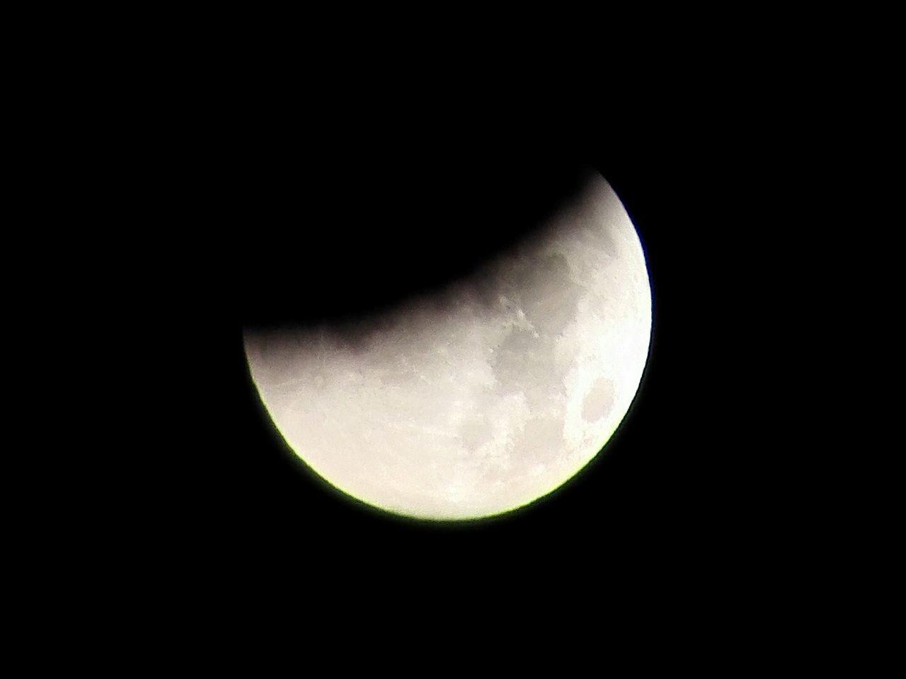Lunar Eclipse Eclipse2015 Moon Earths Shadow