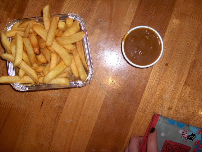 The Foodie - 2015 EyeEm Awards Chips Junk Drunk Party Night Out Fries Junk Food French Fries Curry Chips Diner Chip Shop