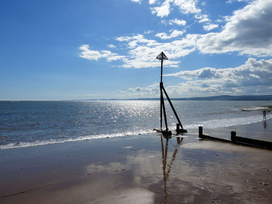 Beach Beach Photography Beauty In Nature Boats Cloud - Sky Daytime Moon Dog Exmouth  Horizon Over Water Moon Nature Outdoors Plane And Moon Rubber Duck Scenics Sea Seagulls And Sea Seagulls In Flight Seascape Seaside Shells Sky Starfish At Beach Tranquility Water