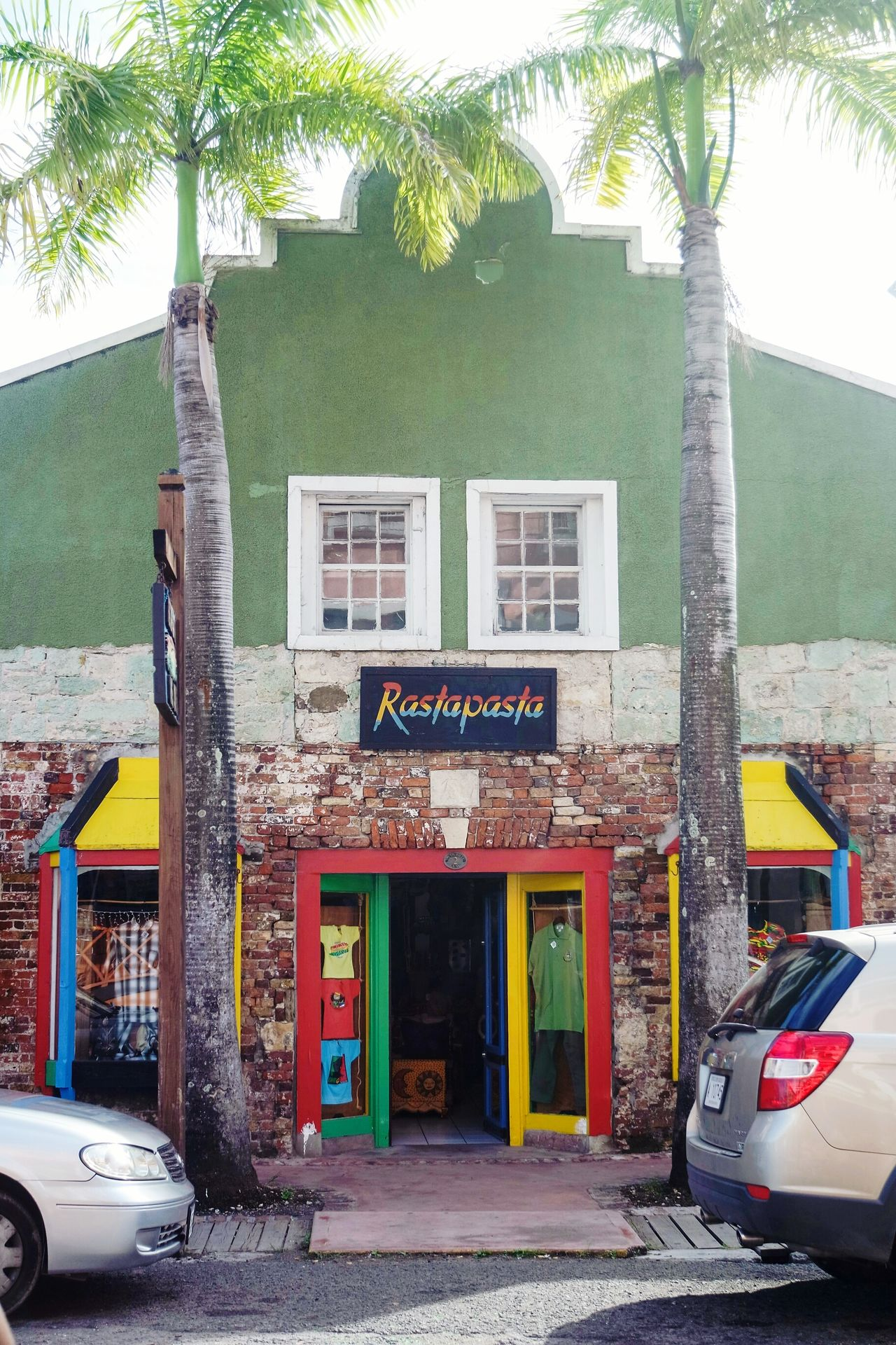 Rastapasta in Antigua City Building Exterior Architecture Façade Built Structure Outdoors No People Day Doorporn Doorsworldwide Doors Lover Tourism Streetphoto_color Street Photography Open Edit Eye4photography  Fresh 3 Travel Destinations EyeEm Best Shots Architecture Multi Colored
