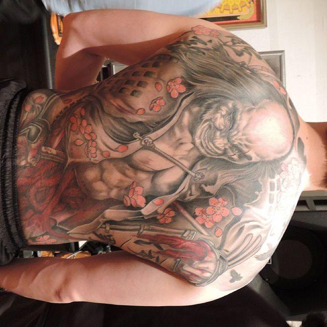 king of tattoo 2013-10-12 Tattoo  刺青 Kingoftattoo2013 Kot2013
