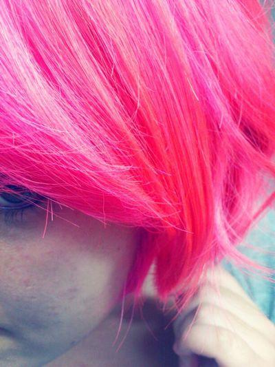 Nuevo pelín Hair Style Pink Hair Pelo Rosa Pelos