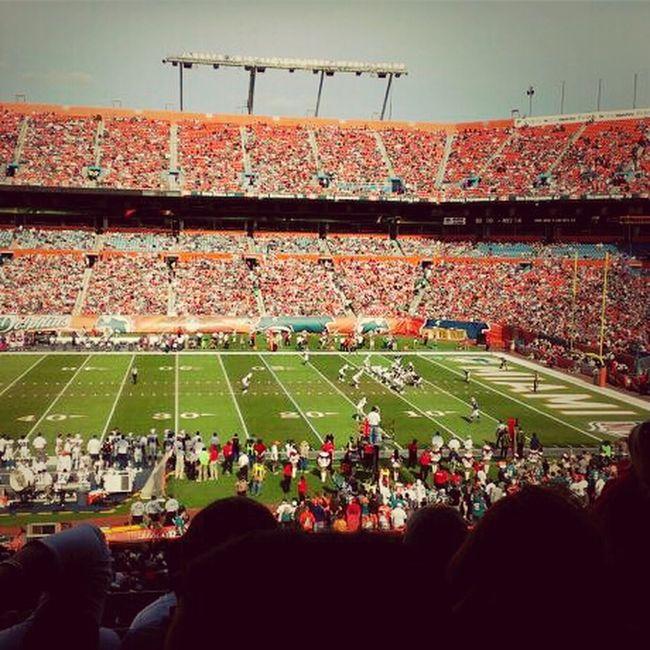 Miami Dolphins Game