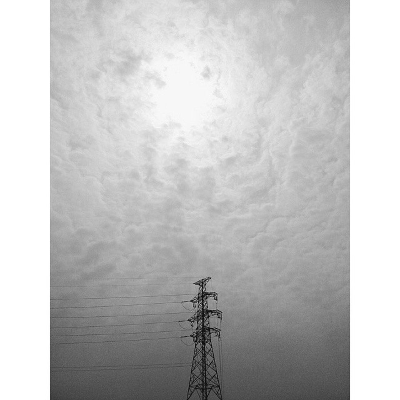 黑白 长沙 湖南农业大学 Blackandwhite changsha vsco vscocam sky