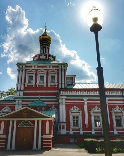 Новодевичий_монастырь Eyeemcitys My World EeyemBestEdits EeYem Best Shots OpenEdit Citylife Mytravelgram Color Photography Religious Architecture