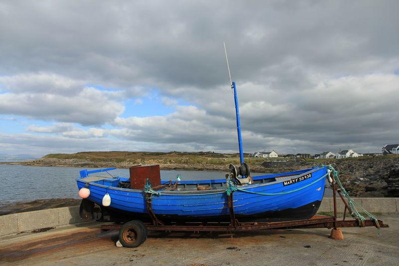 Cross Ireland Ireland🍀 Beauty In Nature Cloud - Sky Day Nature No People Outdoors Scenics Sea Sky Water