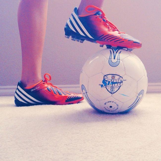 So Ready For Soccer Practice