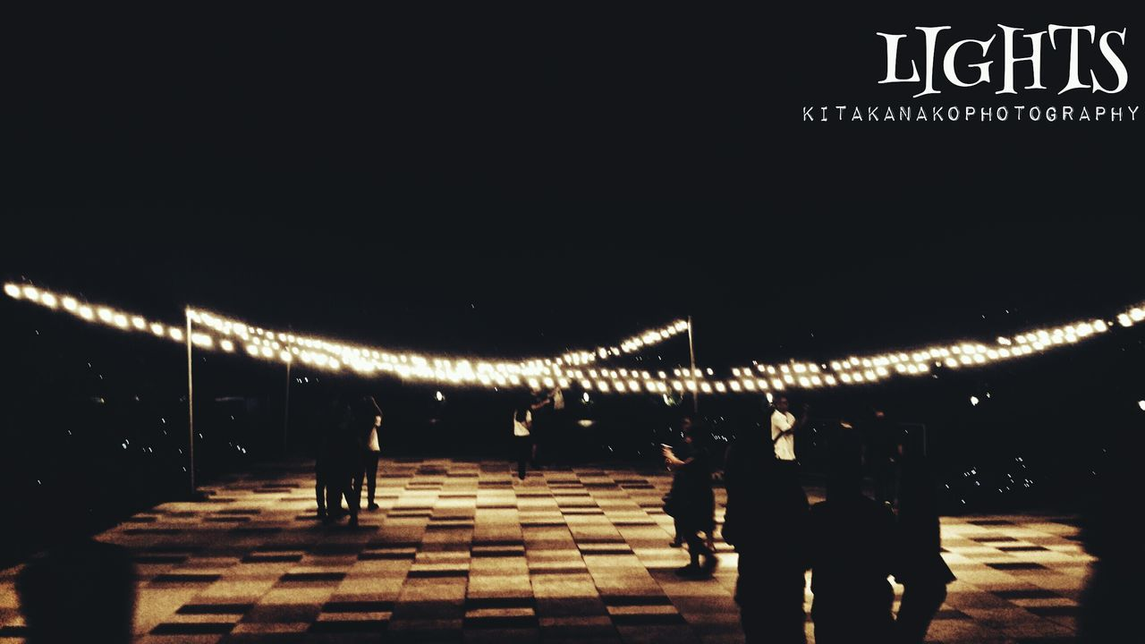 Lights In The City Bisayatraveler Bisayanibai BisayaNaAko Night Sky Outdoors