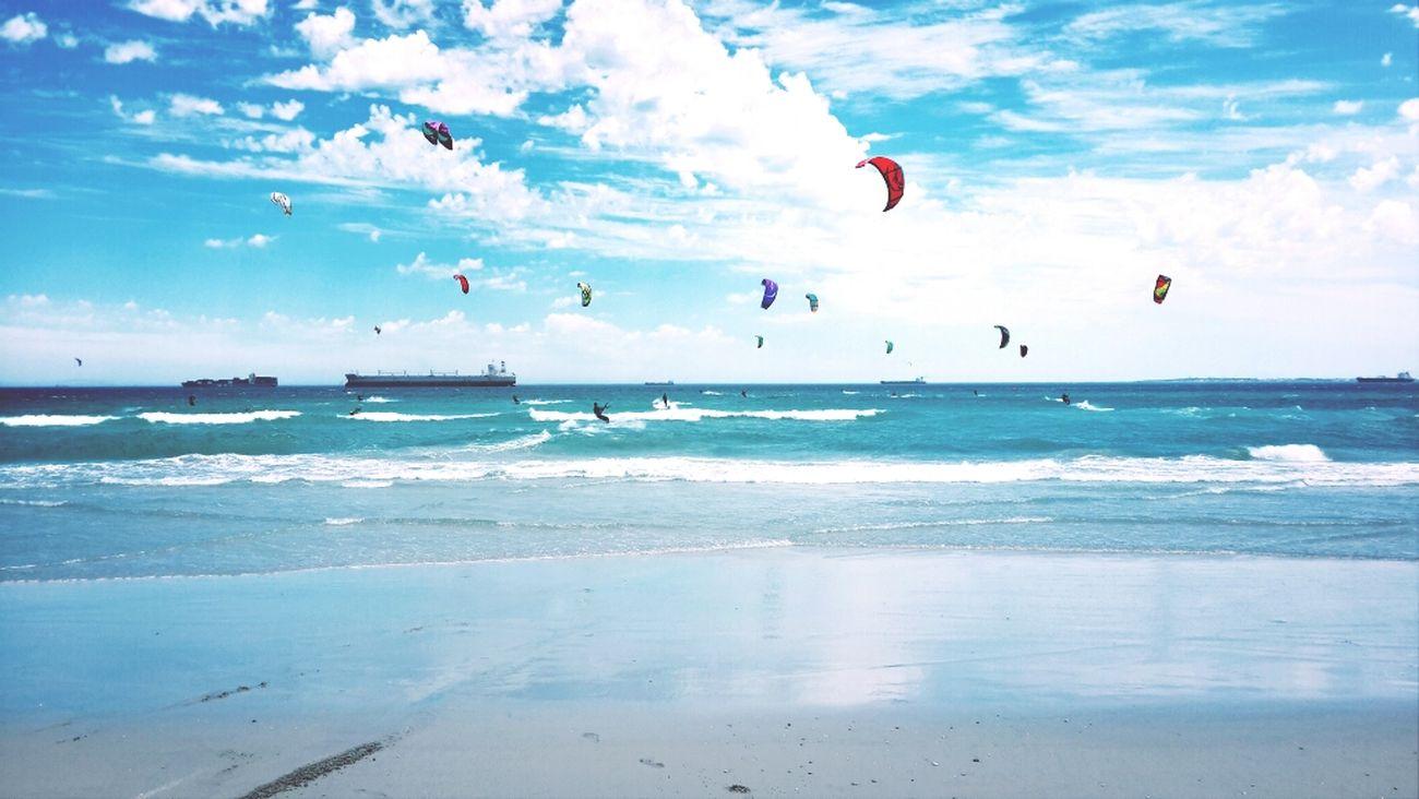 Capetown Kitesurf Kitesurfing Beach