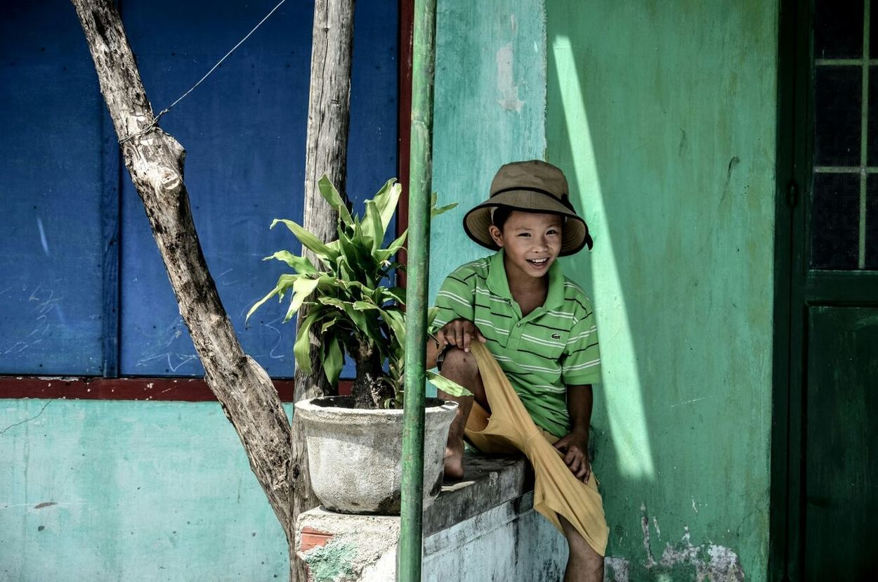 Boy Vietnam Life In Color Everyday Joy The Human Condition The Street Photographer - 2015 EyeEm Awards The Portraitist - 2015 EyeEm Awards The Traveler - 2015 EyeEm Awards