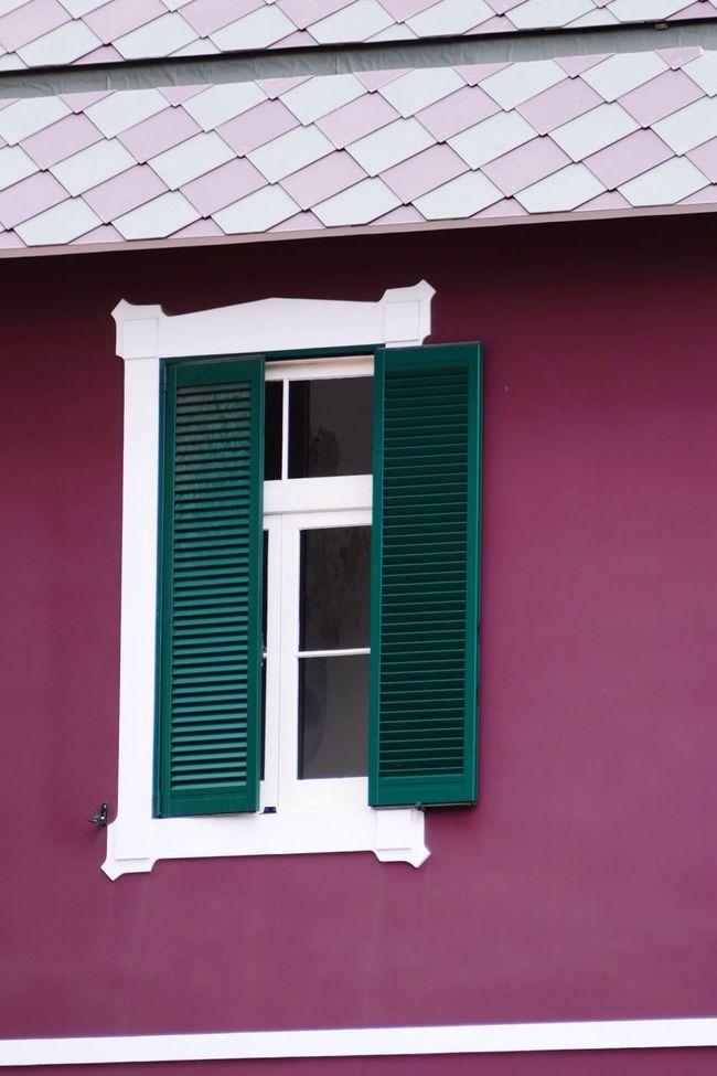 Window Windows Shutters Shutter Purple
