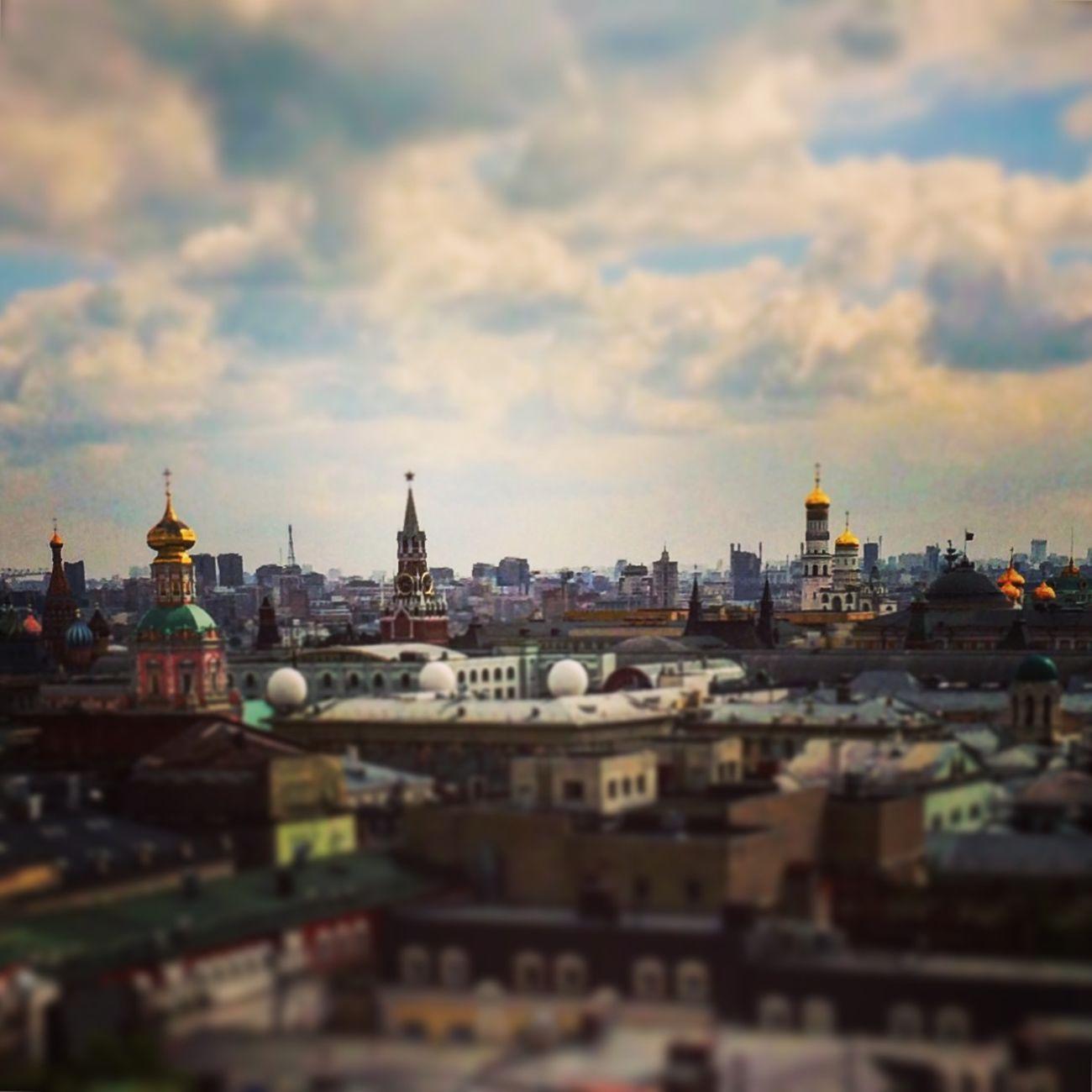 Москва, смотровая площадка ЦДМ Moscow, Москва смотровая ЦДМ