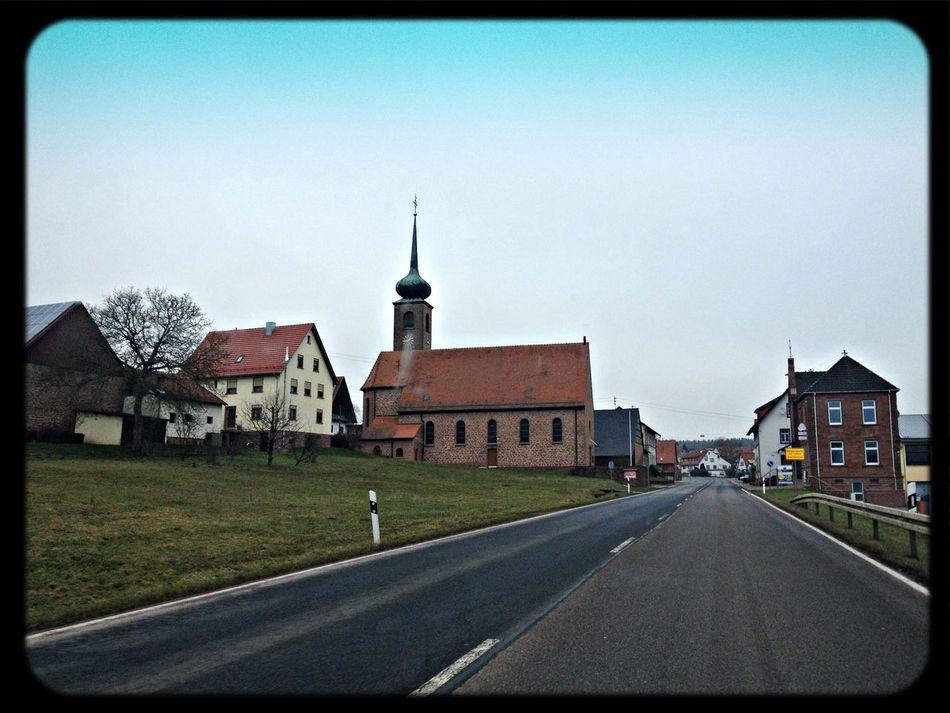In The Car Im Auto Heidersbach