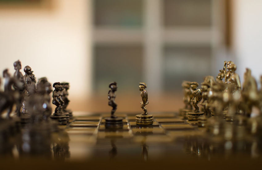 never underestimate the power of a pawn.. Challenge Chess Chess Board Chess Piece Close-up Competition Conflict Day Game Indoors  Intelligence King - Chess Piece Knight - Chess Piece Leisure Games No People Pawn Pawn - Chess Piece Queen - Chess Piece Rivalry Strategy Teamwork Our Best Pics Eyeemphoto EyeEmBestPics EyeEm Best Shots