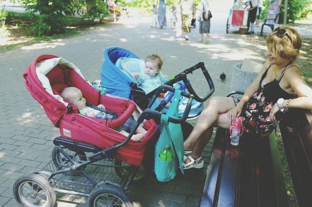 Kids Walk Square