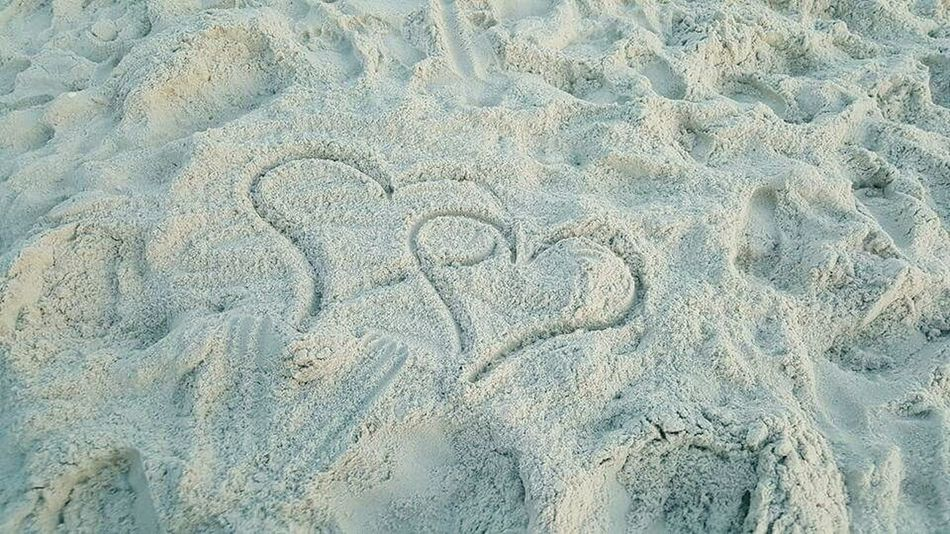 Two hearts into one Two Hearts Became One Beach Life Beach Day My Love I Love You He Loves Me  Florida Life Love My Life  Anna Maria Island Coquina Beach