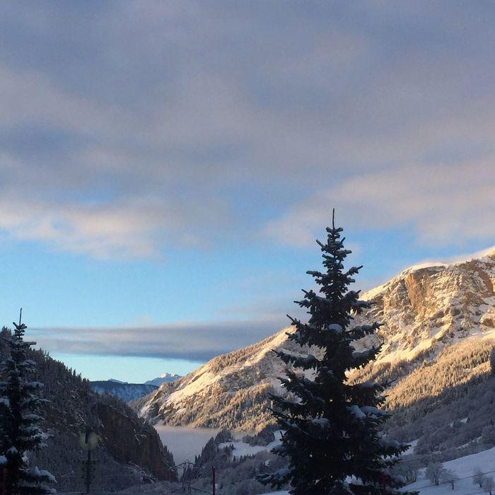 Magic Winter in Switzerland Winter Snow Nature Beauty In Nature Mountain Landscape Cloud - Sky