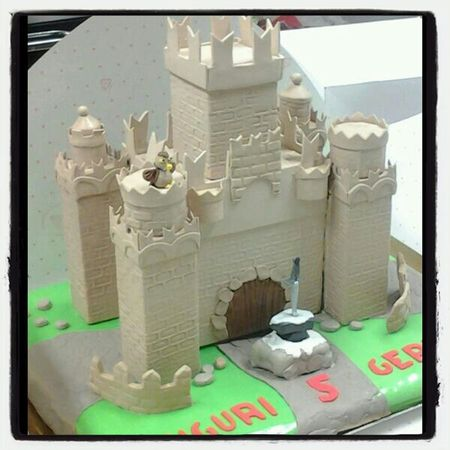 GEREMIA 5 ANNI..... Torte
