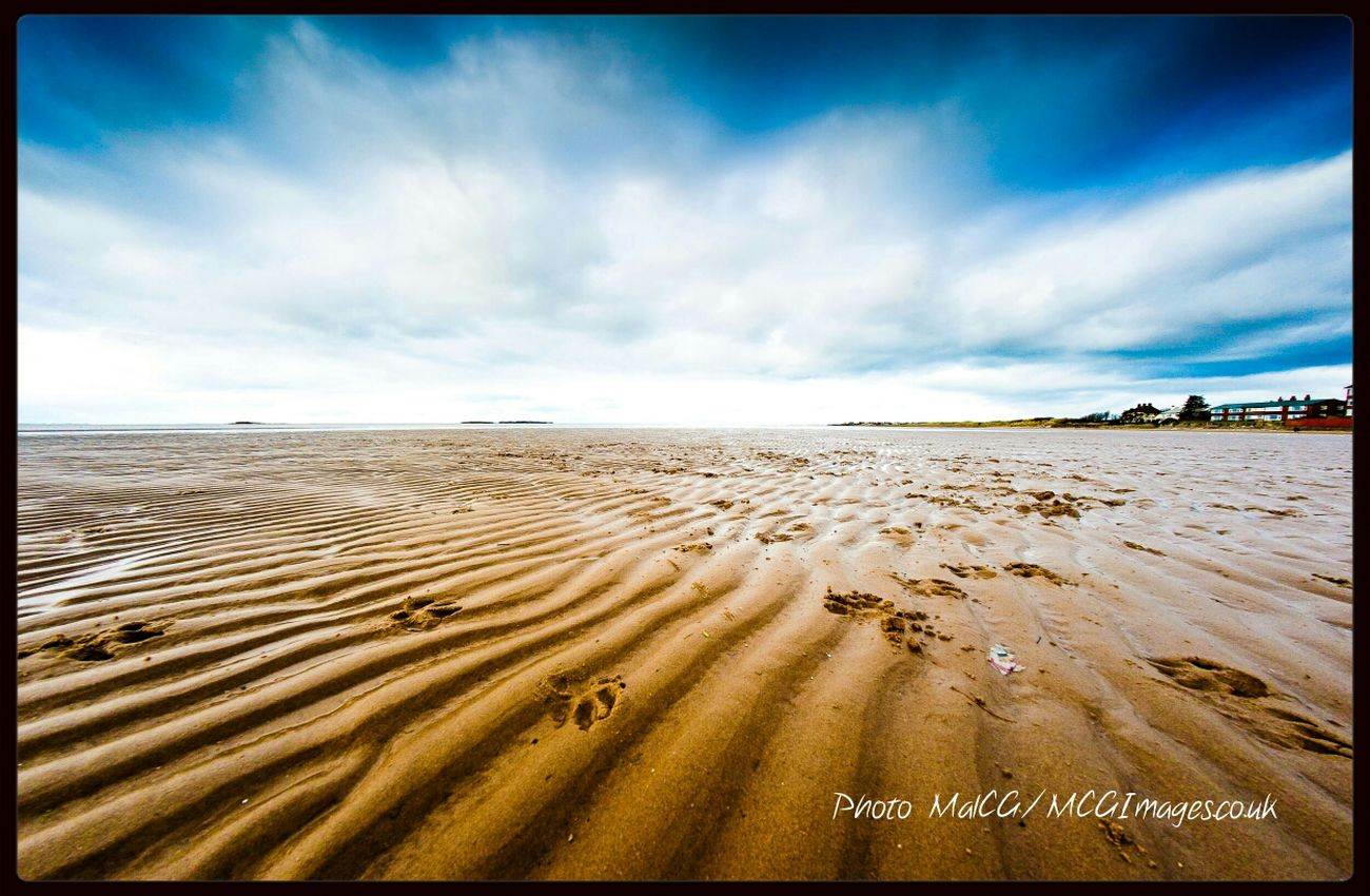 More Wirral pix. The Beach at West Kirby