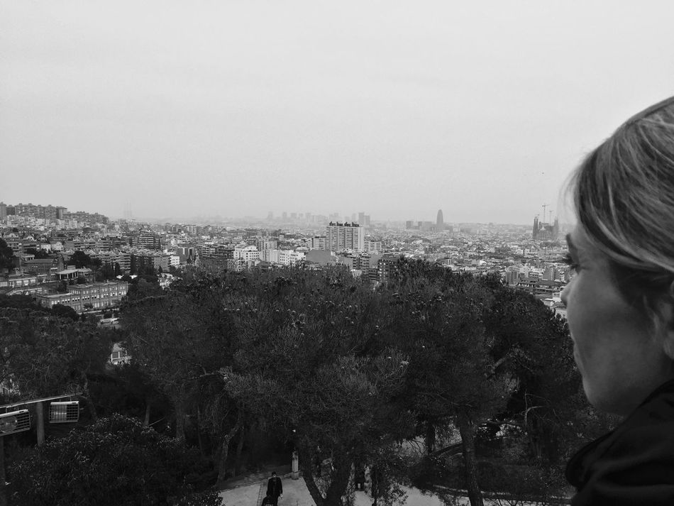 Architecture Blackandwhite Blond Blond Hair City Cityscape Clear Sky Day Girl Girls Hair Jung Lifestyles Looking Mujer One Person Pelo People Real People Romantic Rubia Sky Tree View Women