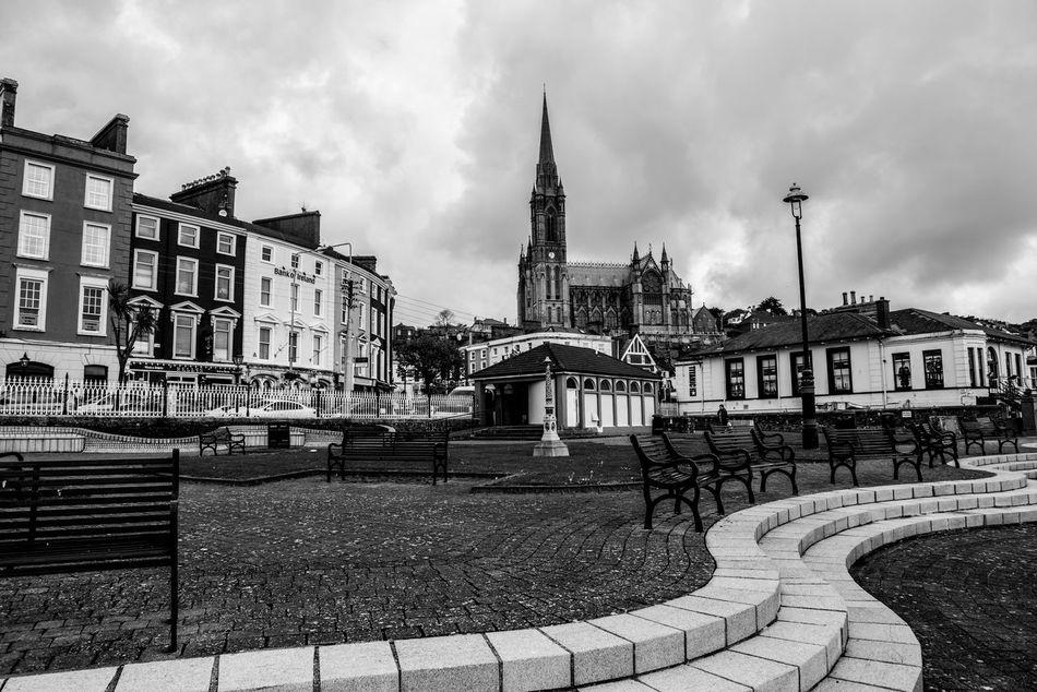 Ireland Bnw Bnw_life EyeEm Bnw EyeEm Best Shots EyeEmBestPics Cityscapes Bnw_collection Bnwphotography