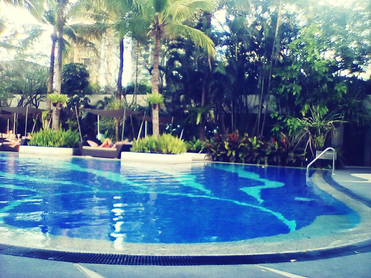 😘 ร่างกายต้องการน้ำ 😘 Swim Pool Relaxing Time