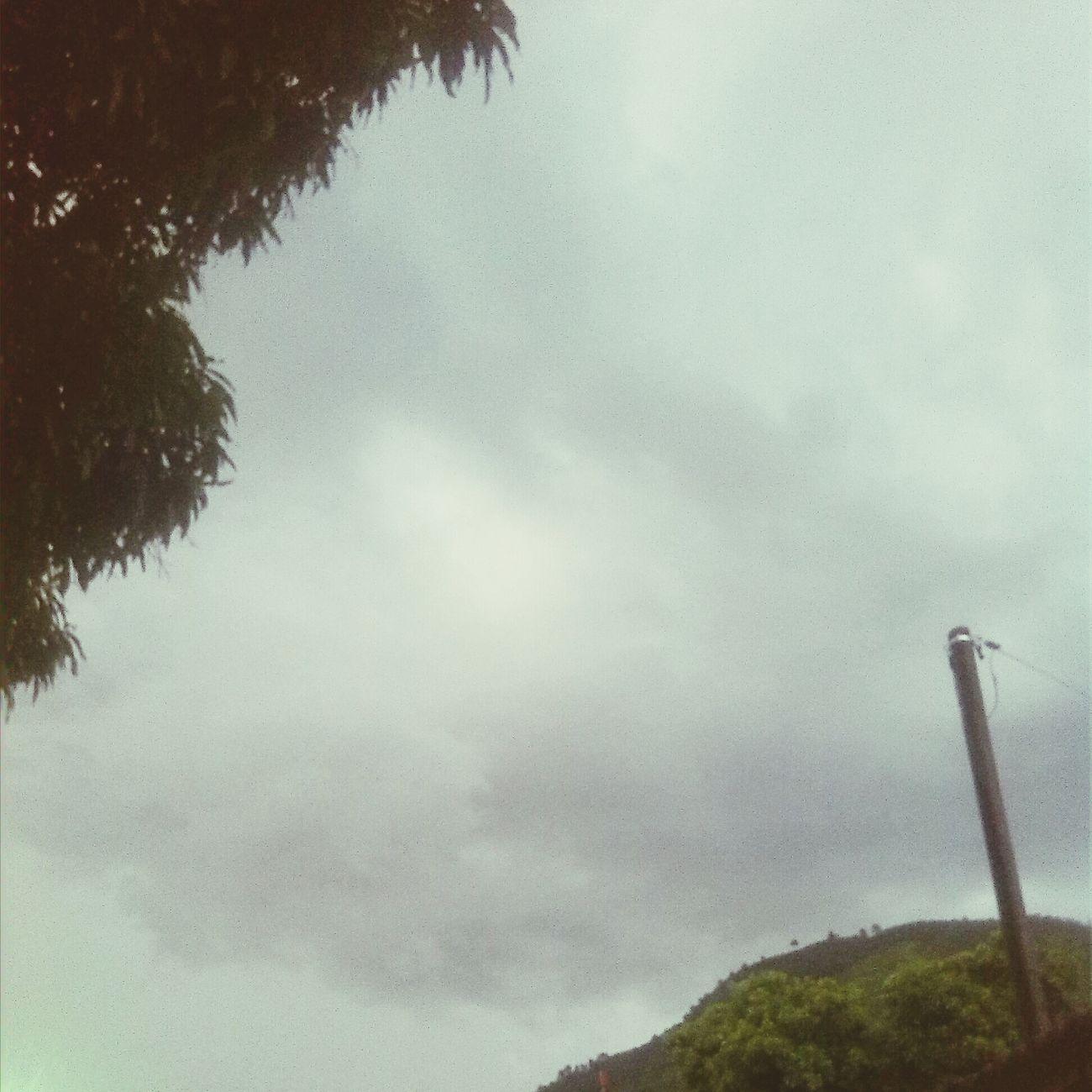 Rain Sky And Clouds