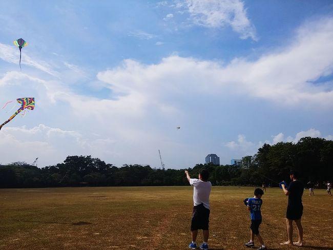 SetFree Kiteflying Bondingtime