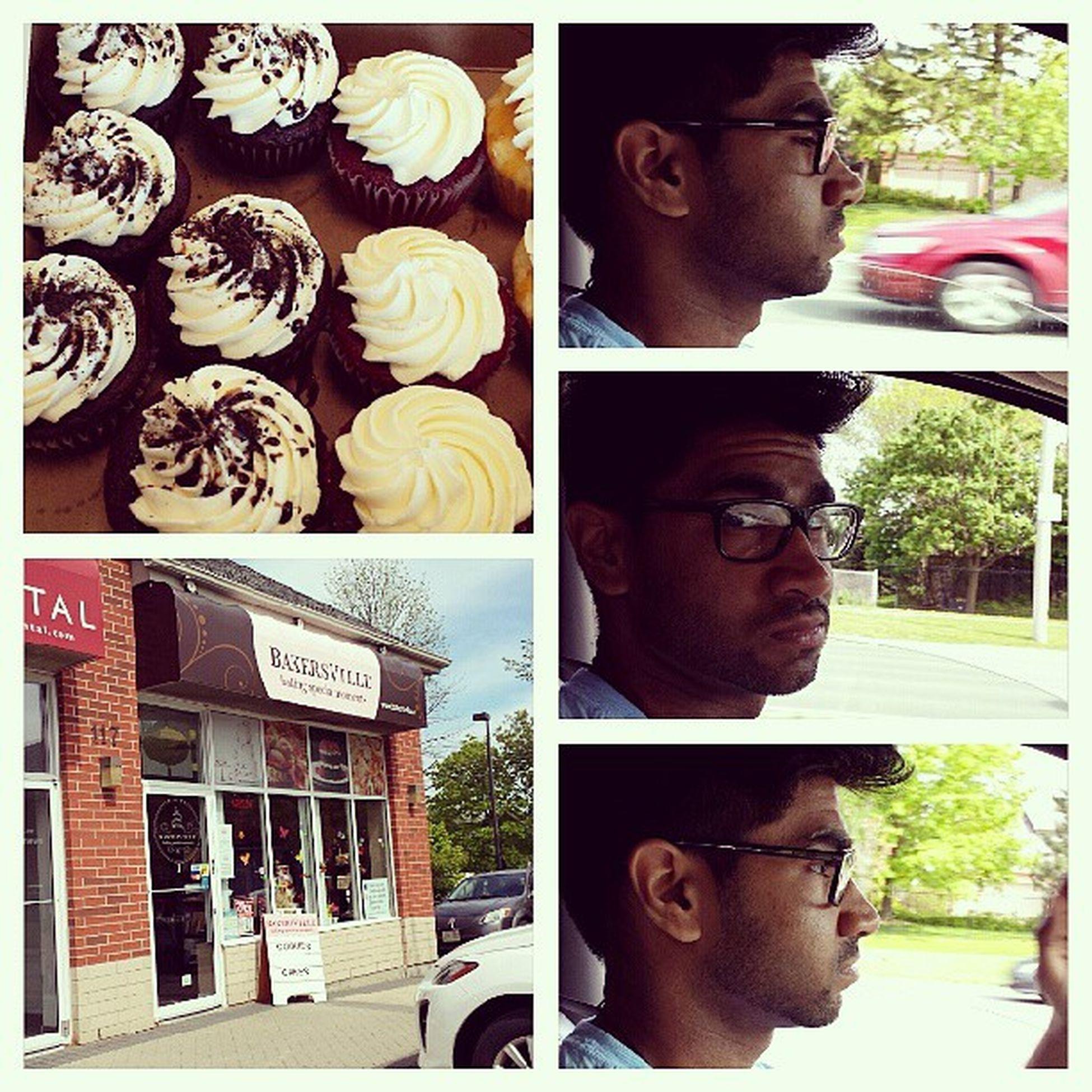A derky-cupcake day! Cupcakes Derky Streetsville Summer