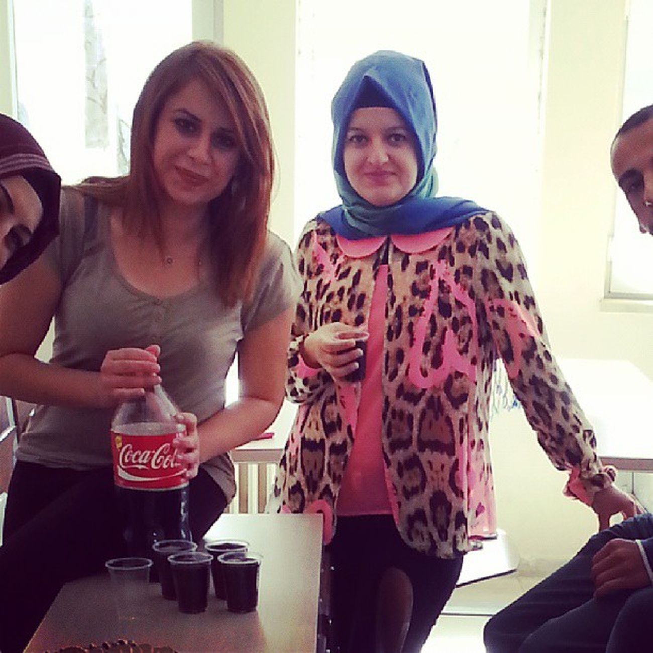 Mus Alparslan University Mu ş pink love blue cola instagood instalove smile