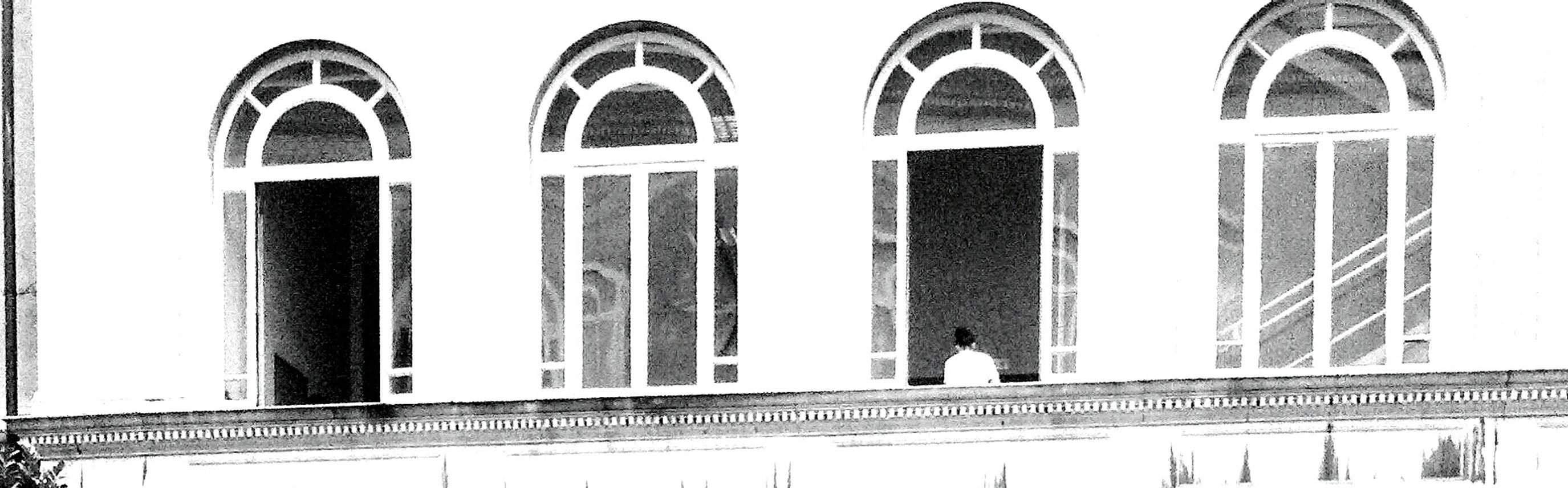 Milano Milanocity Milanocittastudi Monochrome Black & White Architecture_bw Architecture_collection Architectural Detail Silohuette Lines And Shapes