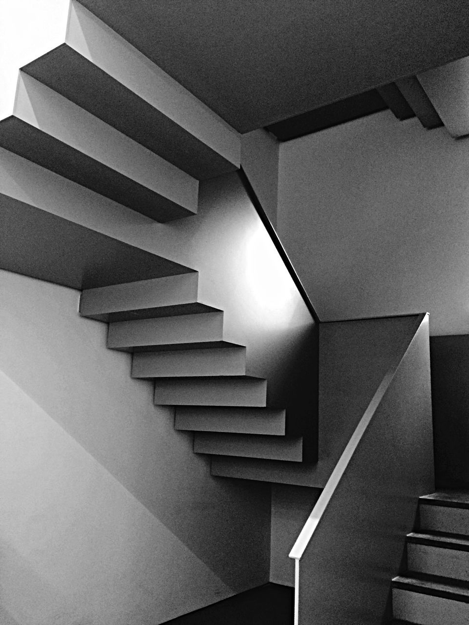 Modern Staircase Indoors