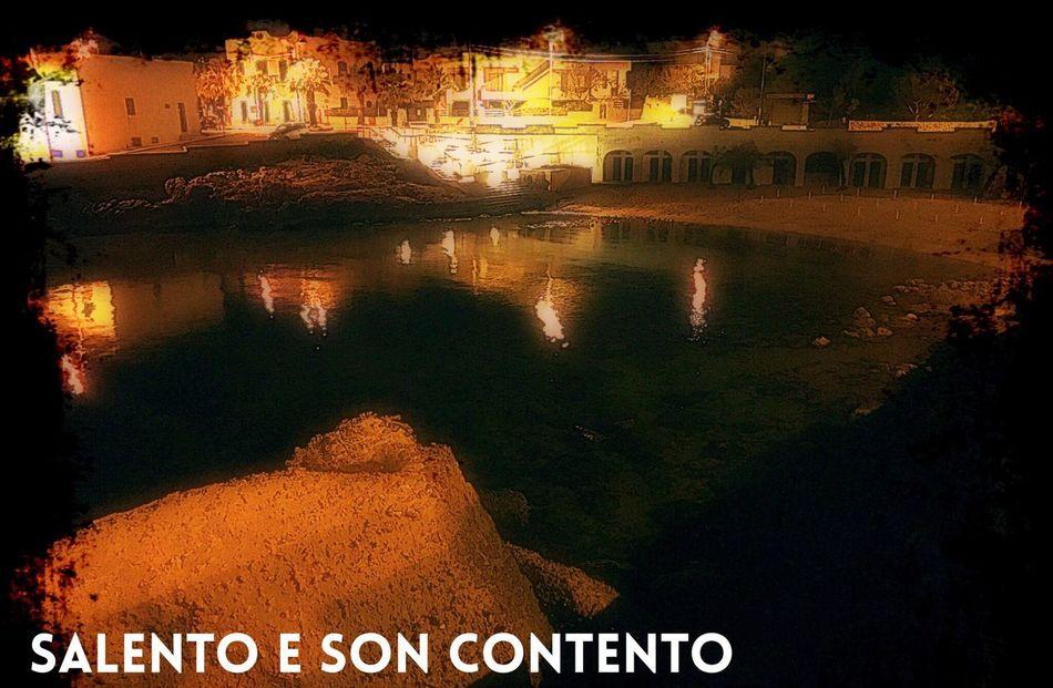 Salentoesoncontento Night First Eyeem Photo
