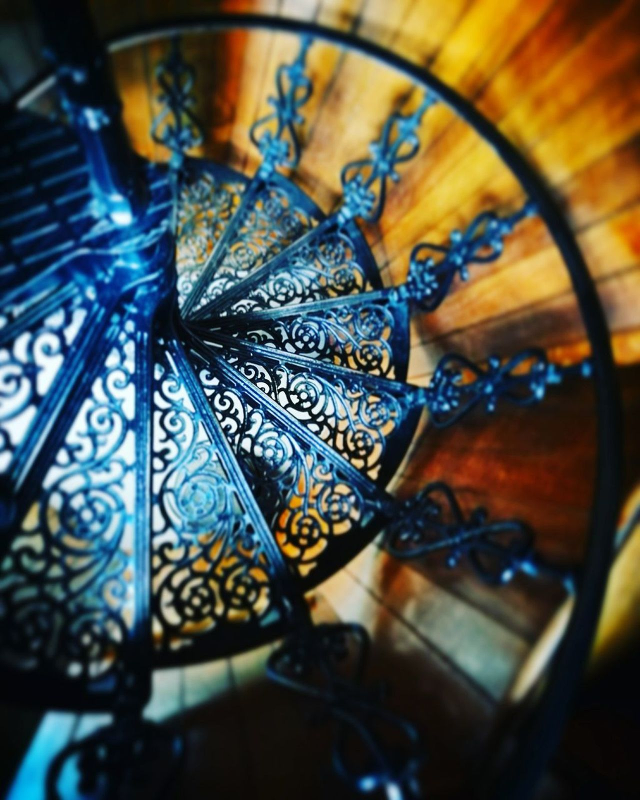 Staircase Indoors  Spiral Staircase