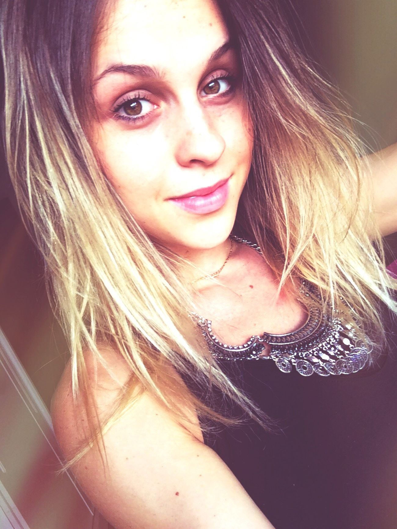 ? Selfie Boho Necklace Style Picoftheday