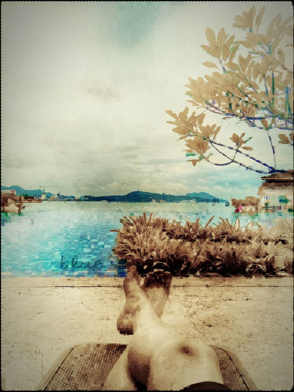 Glitch Relaxing Holiday Hanging Out Beautiful Surroundings Beautiful Surroundings Langkawi Sky Pool