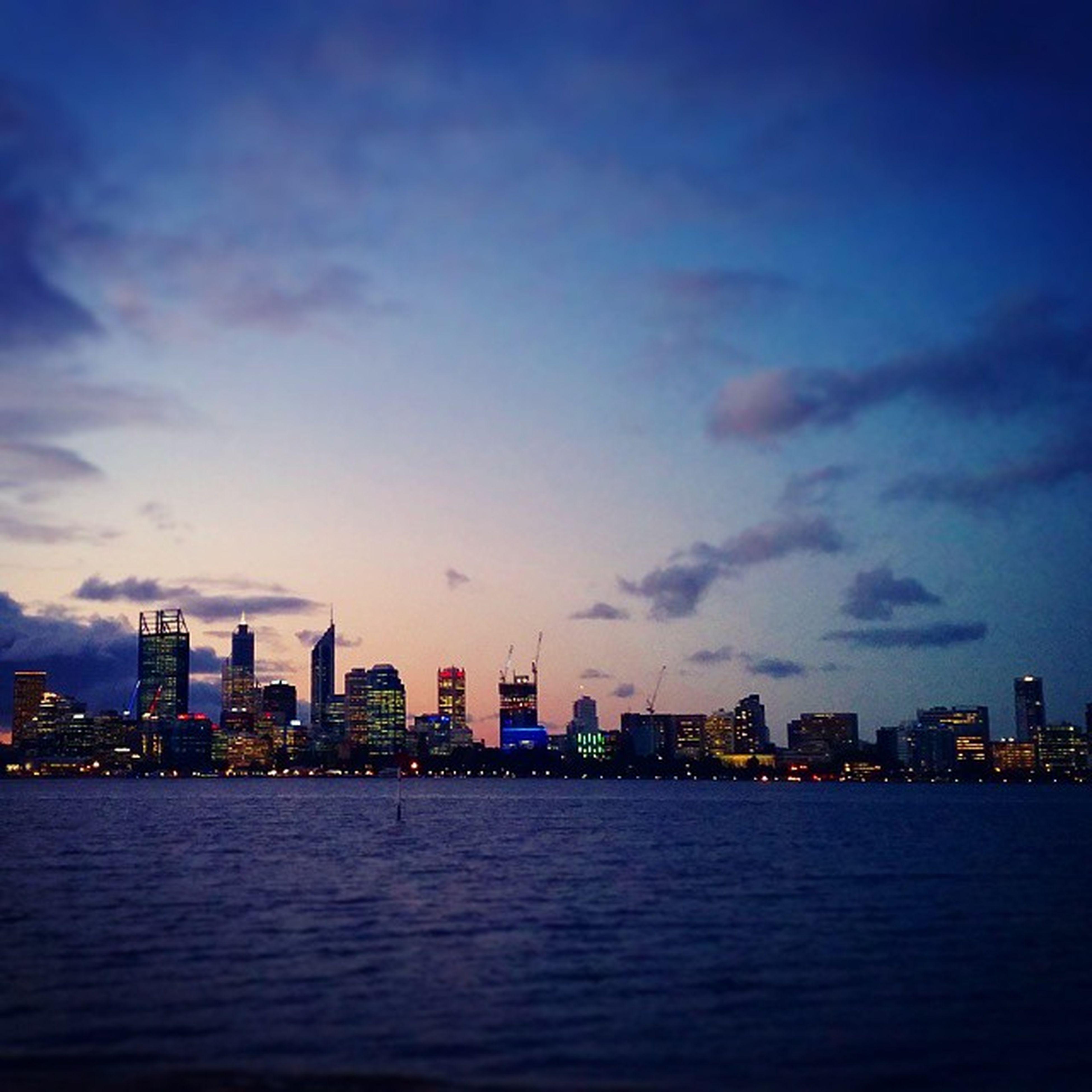 City of lights Pcity Skyline Home