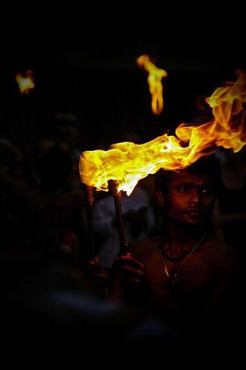 Artiseverywhere Fire Fireeater Aborigines Aboriginal Man Art Is Everywhere