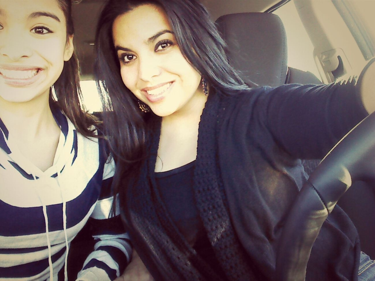 With The Mom! (':