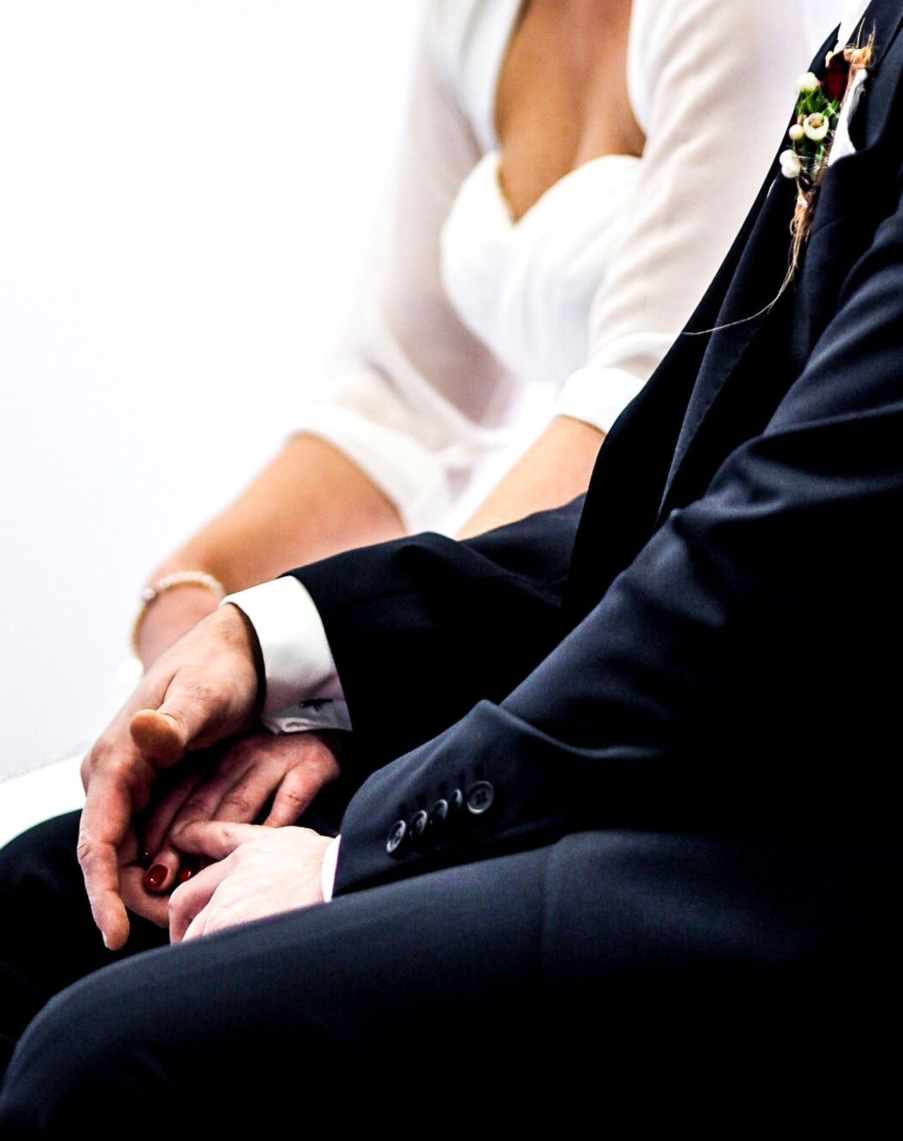 Sitting Midsection Real People Women Togetherness Indoors  Love Two People Lifestyles Men Human Hand Life Events Close-up Wedding Groom Bride Day Olympus OM-D E-M5 Mk.II