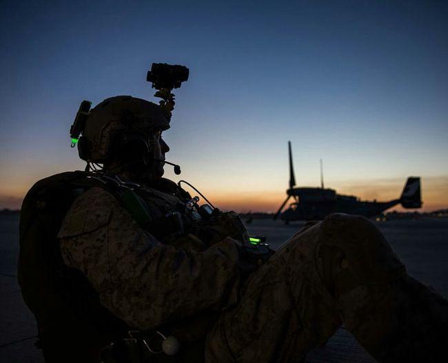 Maritime Raid Force 11th Marine Expeditinary Unit USMC U. S. Marine Corps photo by Lance Cpl. Devan K. Gowans/Released