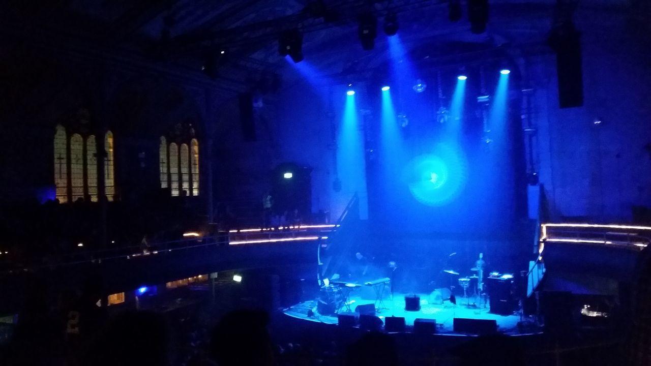 Albert Hall Manchester Lamb Concert