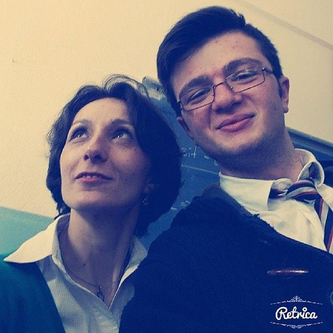 Luiza Hocam Annem Okul oğrencilikzorsinavlarsonrasi