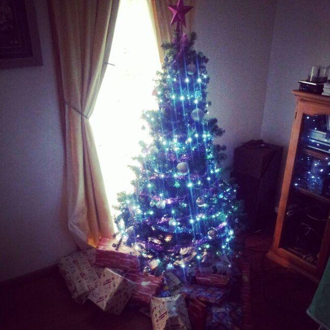 Christmas Tree! Pinkstar Christmas Pressies Pretty