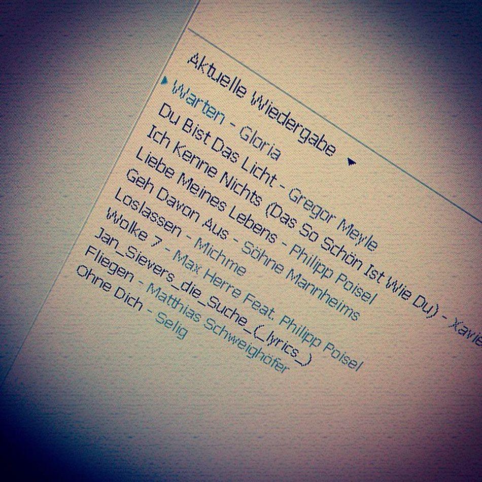 Playlist... Endlos Seittagen Vergangen Zukunft ♥