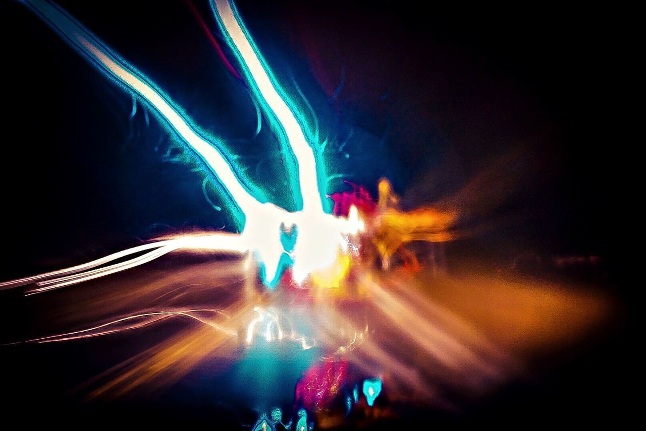Just like you memory these wont stop chasing me. Night Lights Color Explosion Light And Shadow EyeEm Best Edits