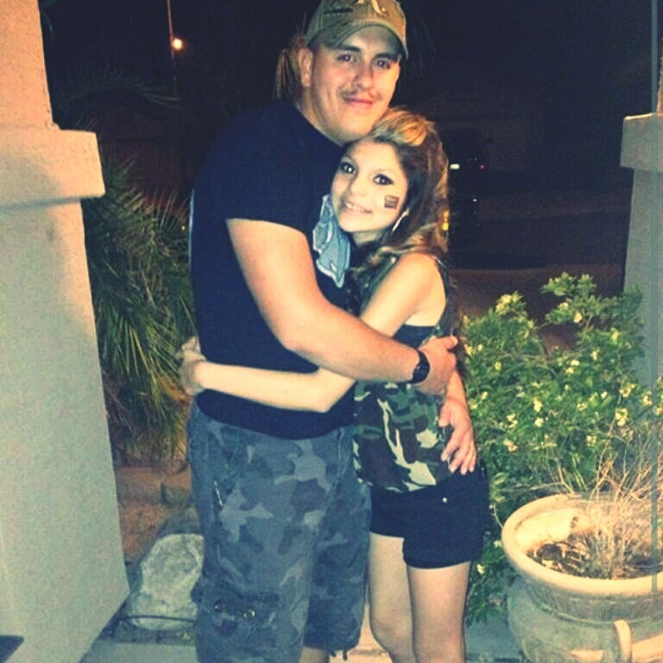 Big brothers welcome home air force party ♥