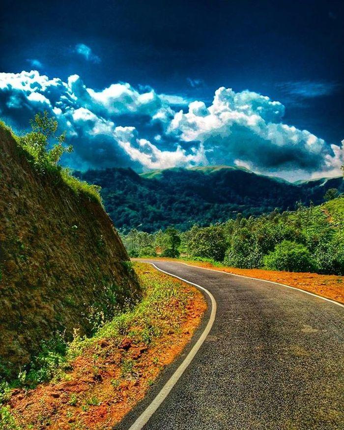 """Every journey is a treat full of thrills."" Tb Xiaomimi4 _soi Streetphotographyindia Indianphotography Firstlookindia Ig_india Kerala Mysimpleclick Ipclub Pixelpanda_india Phodus_competition _indiasb Mountains Clouds Cloudporn Journey Thehumanjournal Xiaomipics TravelRealIndia"