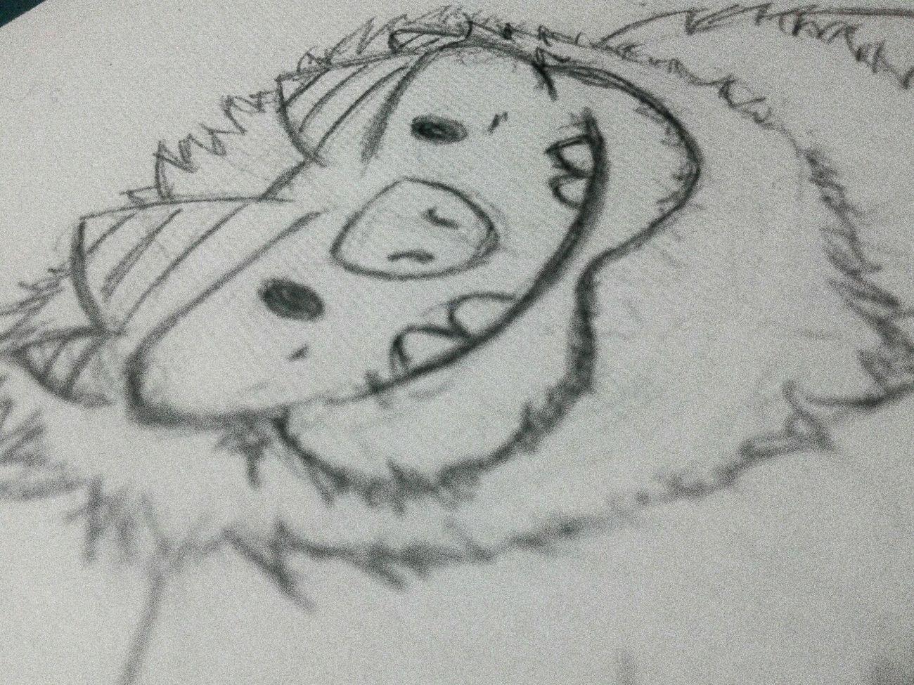 Wooo ArtWork Art And Craft Close-up Netflix Design Drawing Drawing ✏ Draw Trollhunter Troll