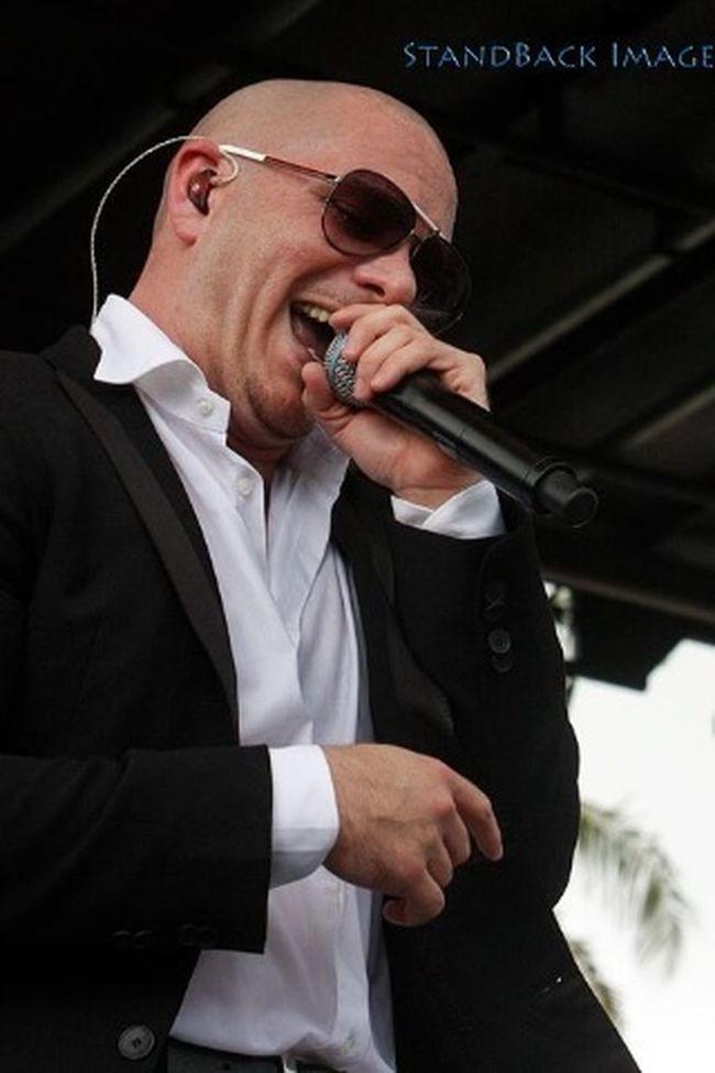 Live Music StandBack Images Concert Photography Pitbull Concert